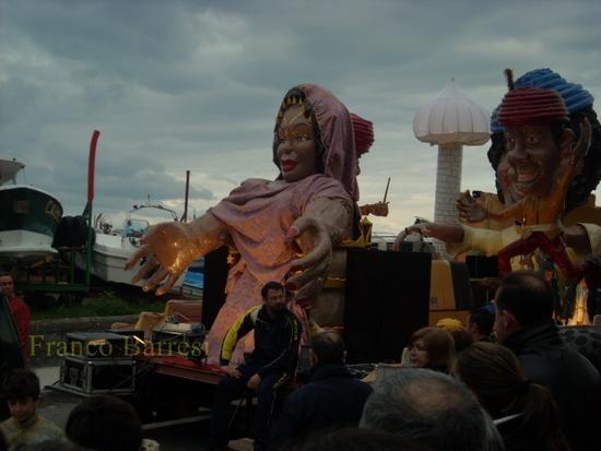 Carnevale nizzardo 2012 - Nizza di sicilia (2193 clic)