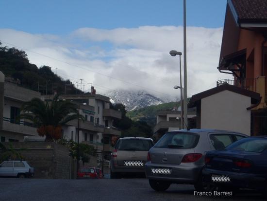 Fredda giornata a Nizza di Sicilia !!!! (2911 clic)