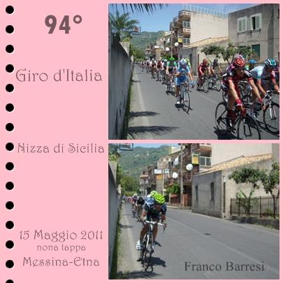 Nizza di Sicilia, il Giro d'Italia 2011. (2413 clic)