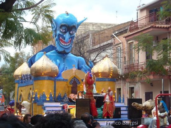 Carnevale nizzardo 2011 - Nizza di sicilia (3365 clic)