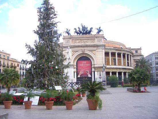 Natale a Palermo (2892 clic)