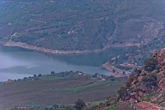 Il Lago di Caccamo (2633 clic)