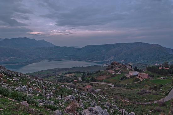 Il Lago di Caccamo (2587 clic)