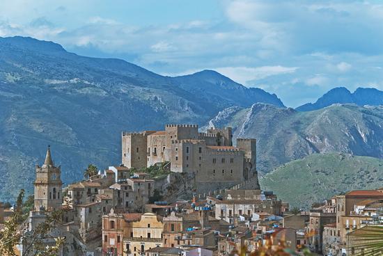 Il Castello di Caccamo (2330 clic)