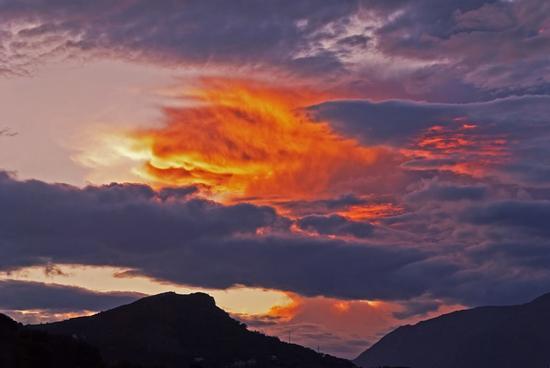 Tramonto - Termini imerese (2083 clic)