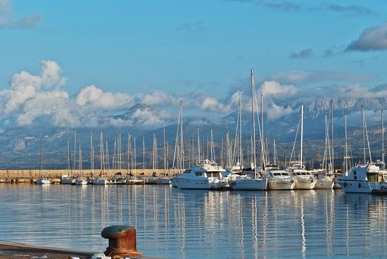 Il porto - Termini imerese (2516 clic)