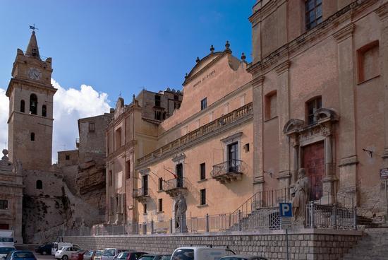 Chiesa madre e altre - Caccamo (2170 clic)