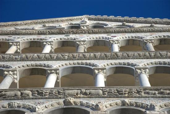Piazza dei Miracoli - Pisa (1948 clic)
