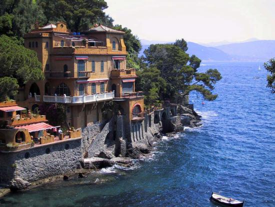 Portofino, scorcio (2302 clic)