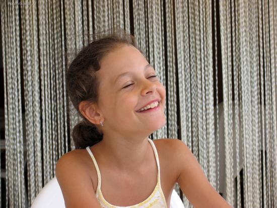 Federica..il suo sorriso (620 clic)