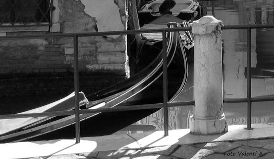 la Gondola - Venezia (1347 clic)