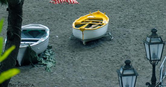 Barca gialla - Amalfi (2582 clic)