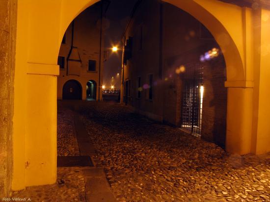 Treviso, Via dello Squero (1949 clic)