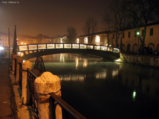 Treviso, ponte dell'università (1786 clic)