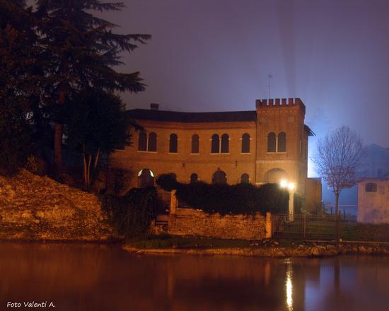 Treviso, nebbie invernali (1841 clic)