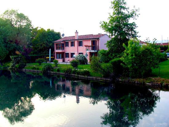 Treviso, Casa sul sile (2016 clic)