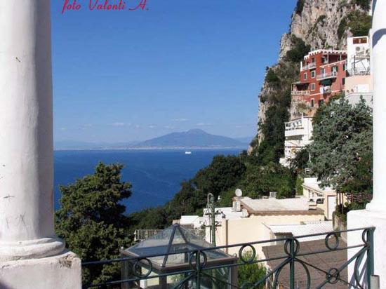 Vesuvio da Capri (2909 clic)