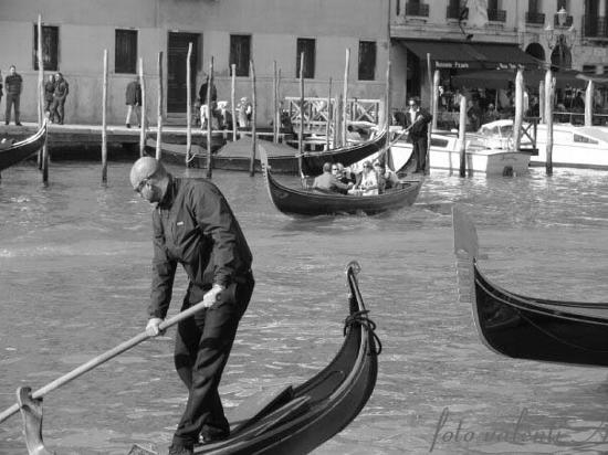 Gondole a Rialto - Venezia (1561 clic)
