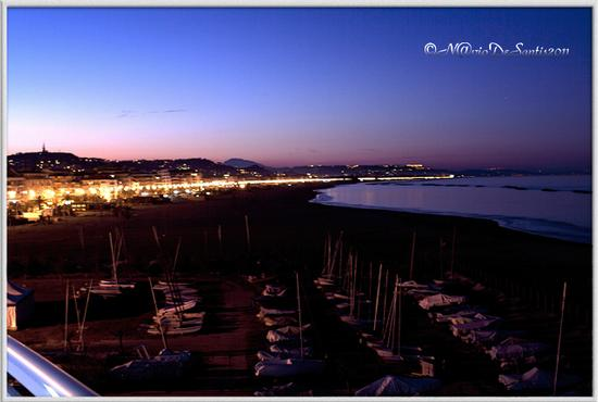 NOTTURNO DAL PONTE DEL MARE - Pescara (3154 clic)