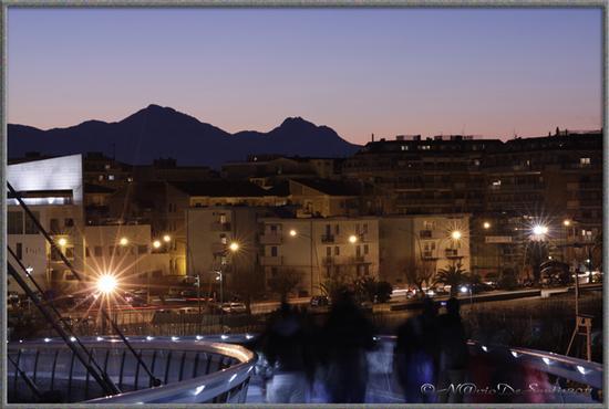 NOTTURNO DAL PONTE DEL MARE - Pescara (2072 clic)