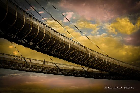 Ponte sul mare-Pescara (1798 clic)