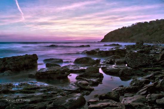 un alba abruzzese - Lido riccio (3355 clic)
