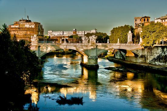 TEVERE - Roma (9040 clic)