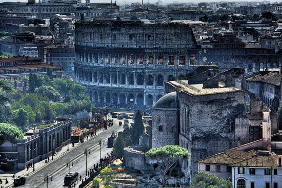 COLOSSEO - Roma (6611 clic)