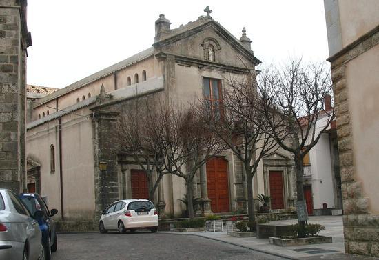 Chiesa Madre intitolata a Maria SS Assunta - Rometta (3429 clic)