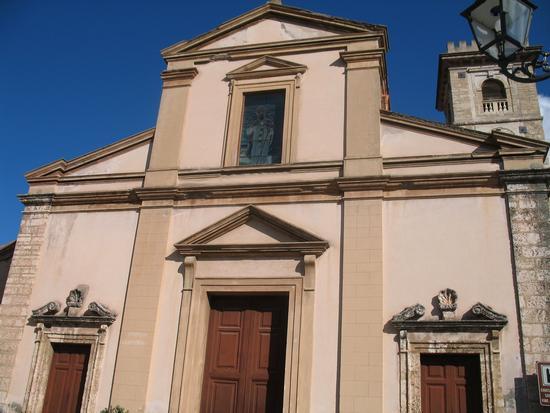 Saponara Chiesa Matrice intitolata a San Nicola - Rometta (2175 clic)