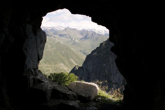 L'occhio roccioso - Passo del tonale (1197 clic)