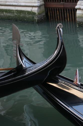 Gondole e non solo - Venezia (1280 clic)