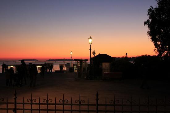Tramonto in Laguna 2 - Venezia (442 clic)