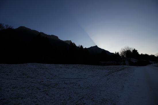 Tramonto in Val di Sella - Borgo valsugana (647 clic)