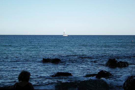 Orizzonte marino - Arma di taggia (910 clic)