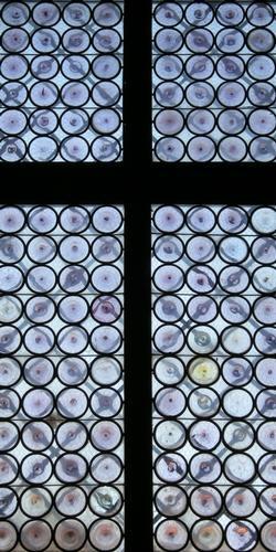 VE, finestra dall'interno di chiesa - Venezia (4094 clic)