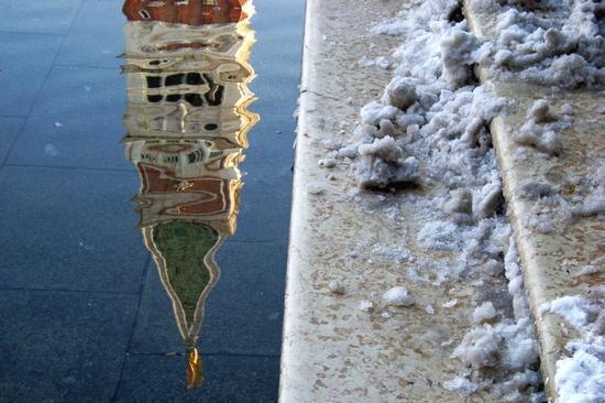 Venezia, San Marco campanile - VENEZIA - inserita il 20-Dec-10