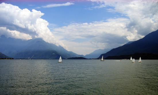 Lago di Como - Gravedona (1330 clic)