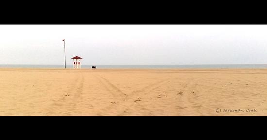 Il mare solo... - Rosolina (2129 clic)
