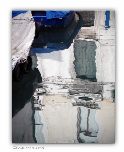 Riflessi... - Venezia (2001 clic)