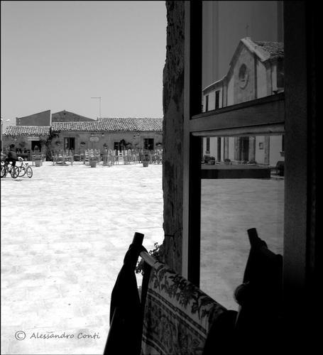 Marzamemi - La piazzetta (2945 clic)