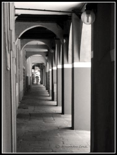 Via Cesare Battisti - Padova (2214 clic)