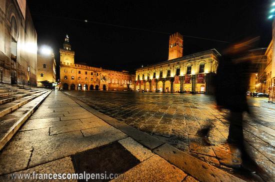 Piazza Maggiore - Bologna (11643 clic)