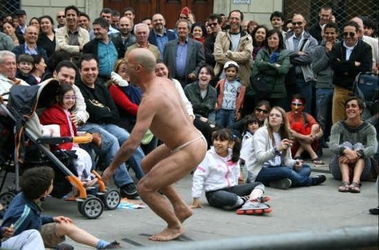gorilla umano! - Torino (4418 clic)