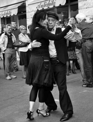 tango in strada - Torino (4035 clic)