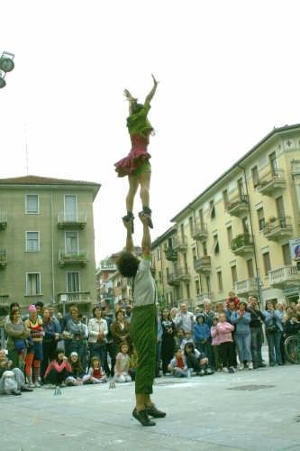 artisti di strada - Torino (4015 clic)