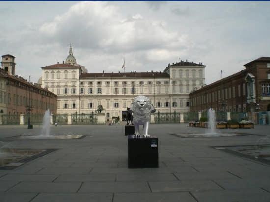 Piazza Castello - Torino (20317 clic)