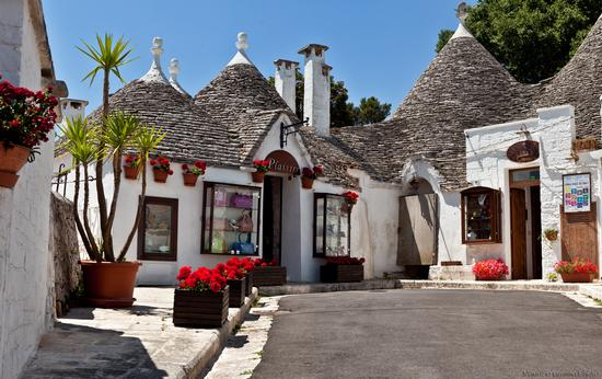 I Trulli - Alberobello (2263 clic)