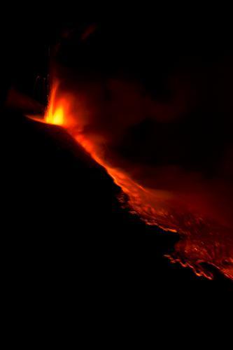Etna eruzione 30 Luglio 2011 (581 clic)