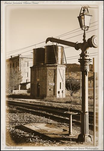 Stazione Ferroviaria - Villarosa (2613 clic)